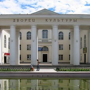 Дворцы и дома культуры Глазуновки