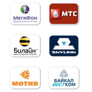 Операторы сотовой связи Глазуновки