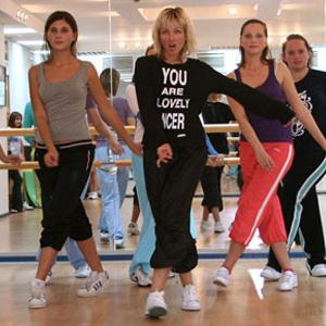 Школы танцев Глазуновки