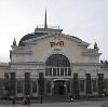 Железнодорожные вокзалы в Глазуновке