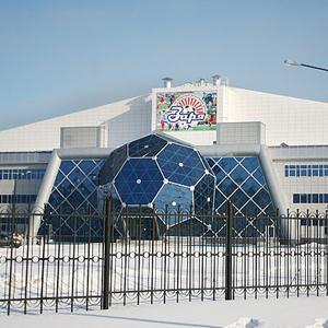 Спортивные комплексы Глазуновки